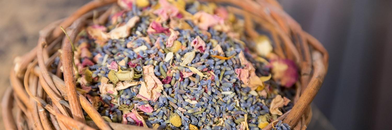 Mountain Lotus organic ingredients